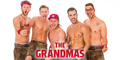 The Grandmas live am Emser Oktoberfest